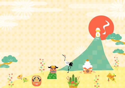 Japanese style background 15