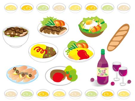 Food series 2