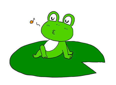 Frog's break