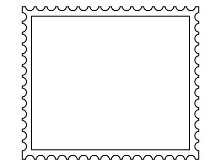 Stamp frame 1