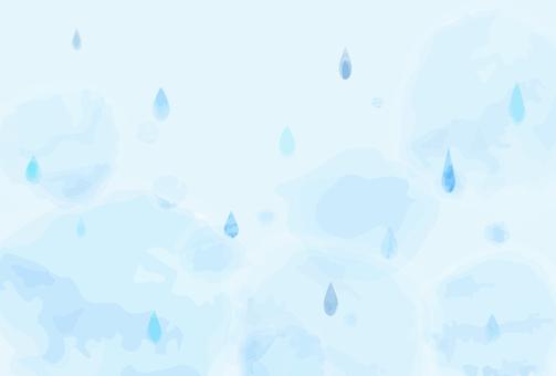 雨背景03