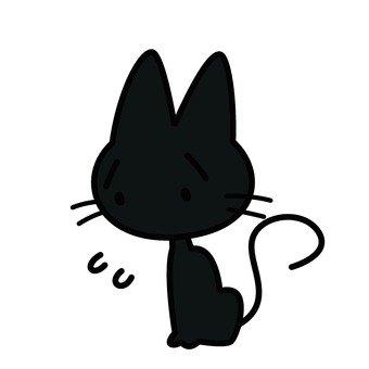 슬픈 고양이 2