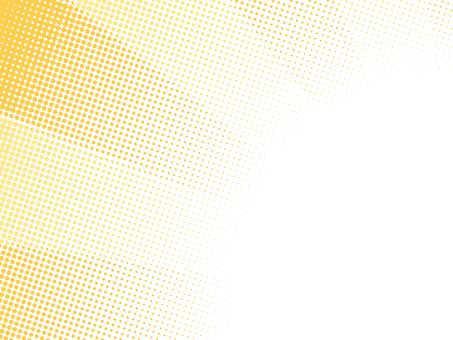 ドットグラデーション4・黄色
