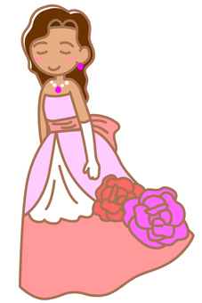 드레스 여성