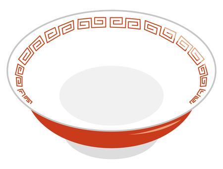 Ramen tableware