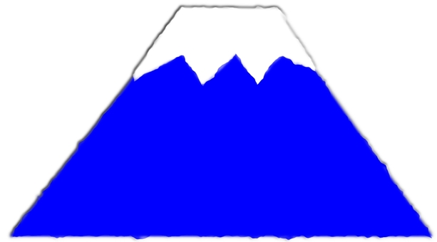 Mount Fuji (crown of snow)