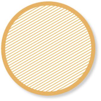Stripe Pattern - Brown