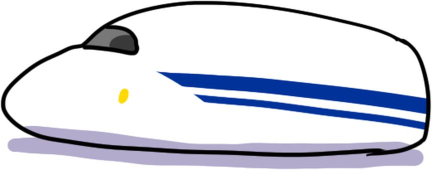 Nozomi Shinkansen bullet train
