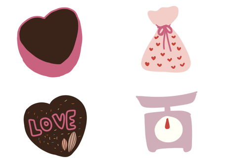 Valentine items