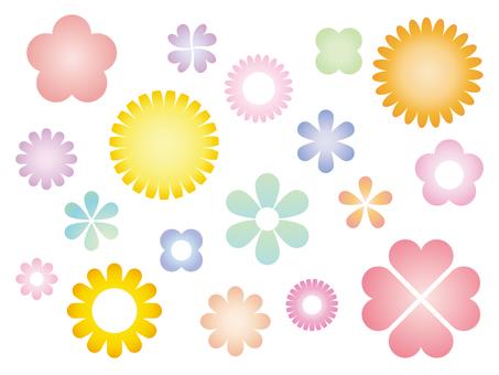 """Parts """"Flowers"""""""