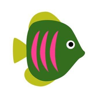 Green fish 3