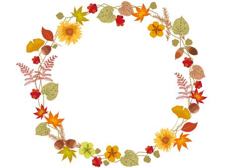 Leaf of autumn _ lease