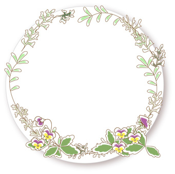 Flower wreath_22
