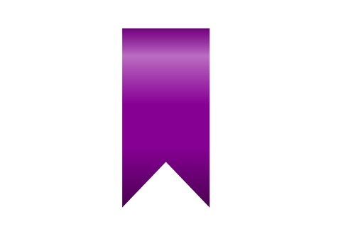Ribbon (purple)