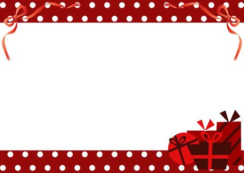 Gift box valentine