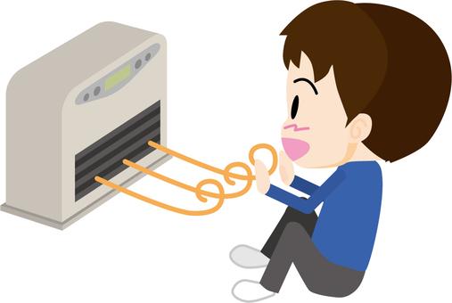 Fan heater (boys)