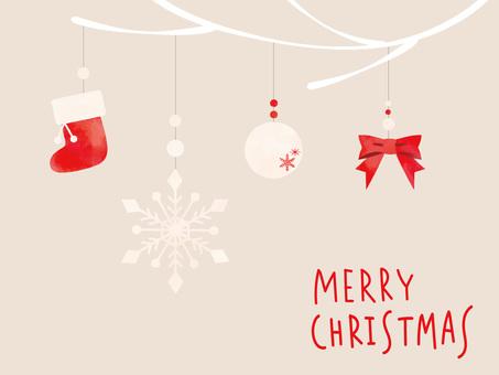 Christmas frame ver77