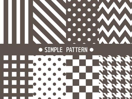 Simple pattern summary