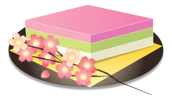 Ling cake