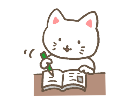 I'm studying cats.