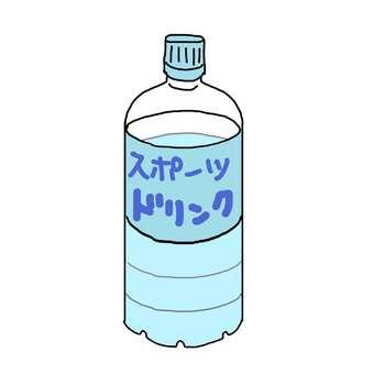 スポーツドリンク/ペットボトル