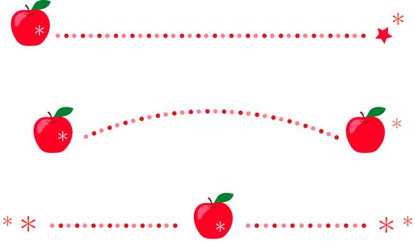 3個蘋果系