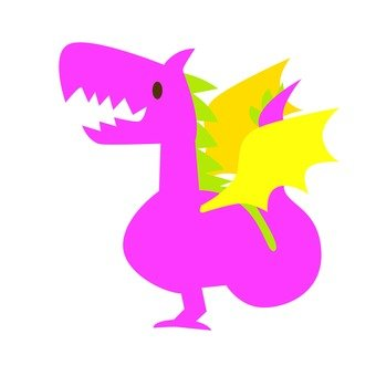 Pinky Dragon