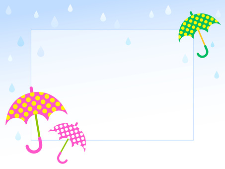 45. Umbrella frame