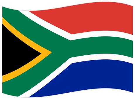 Flag _ South Africa