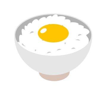 Egg chowder