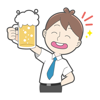 Business - Male - Beer