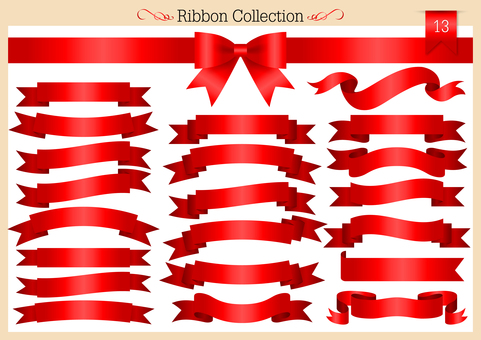 Ribbon Collection 13