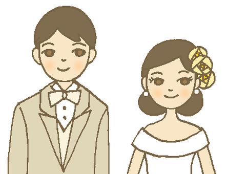 年月 ⑧ 結婚 2