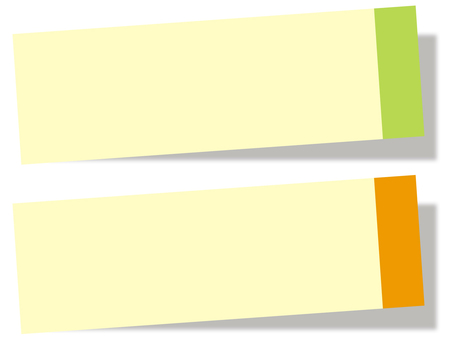 Wide sticky note (Yellow) 1