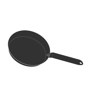 A frying pan