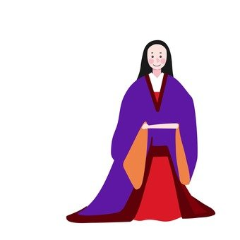 Noble women of the Heian period (7)