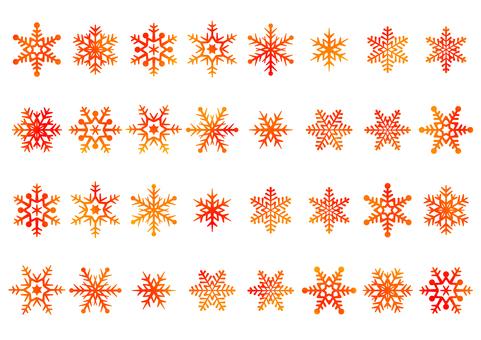 【Ai, png, jpeg】 Winter Material 20
