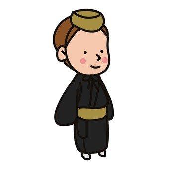 Okinawa men