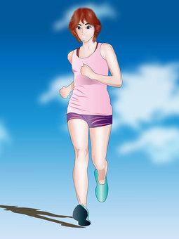 Jogging 01