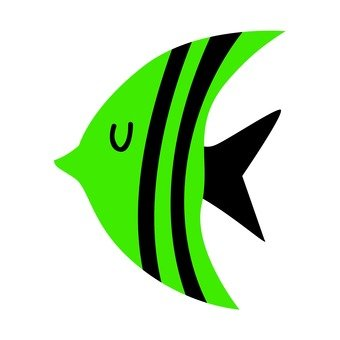 Green fish 9