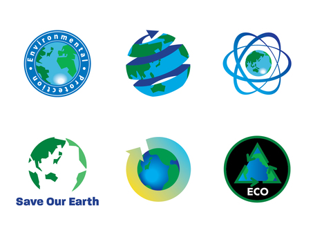 環境を守るイメージセット02