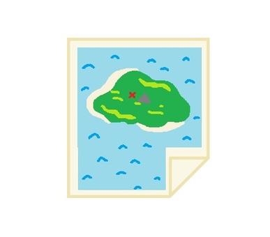 Map Treasure Map