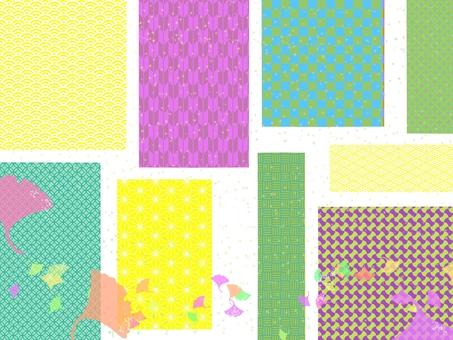 Japanese Pattern Mix 2