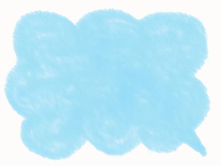 Watercolor bubble water color