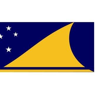 托克勞旗幟