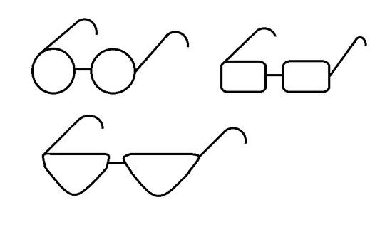 Glasses megane title