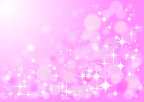 반짝이 배경 핑크