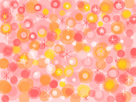 【Texture】 Feeling like cherry blossoms 【Pink】