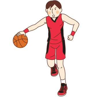 Basketball player (male)