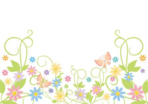 Veterinary _ flower frame